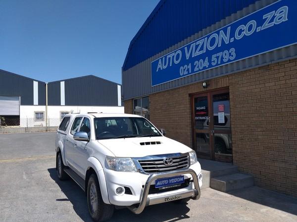 2013 Toyota Hilux 3.0 D-4d Raider 4x4 Pu Dc  Western Cape Brackenfell_0