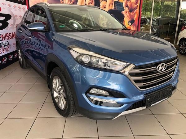 2017 Hyundai Tucson 1.6 TGDI Executive Gauteng Pretoria_0