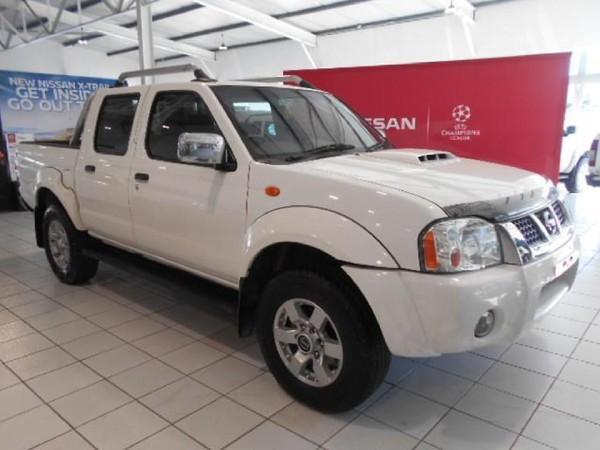 2020 Nissan NP300 Hardbody 2.5 TDi 4X4 Double Cab Bakkie Western Cape Cape Town_0