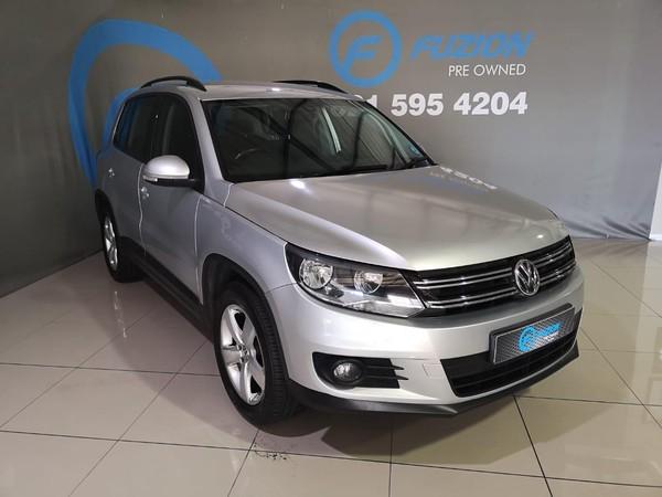 2015 Volkswagen Tiguan 1.4 TSI BMOT TREN-FUN DSG 118KW Western Cape Goodwood_0
