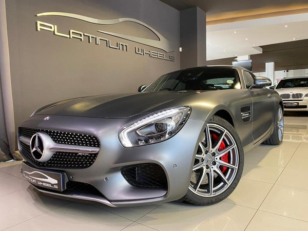 2015 Mercedes-Benz AMG GT S 4.0 V8 Coupe Gauteng Four Ways_0