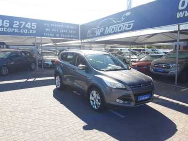 2014 Ford Kuga 1.6 Ecoboost Trend Western Cape Bellville_0