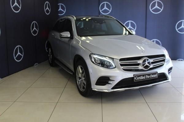 2015 Mercedes-Benz GLC 300 AMG Gauteng Boksburg_0