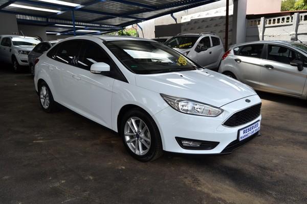 2017 Ford Focus 1.5 Ecoboost Trend Gauteng Johannesburg_0