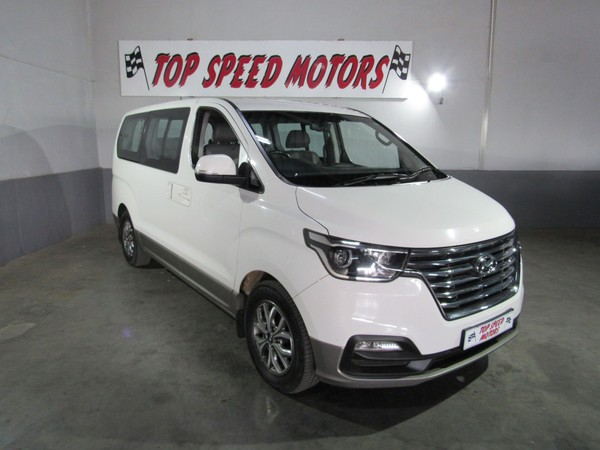 2019 Hyundai H1 2.5 CRDI Wagon Auto Gauteng Vereeniging_0