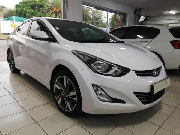 2014 Hyundai Elantra 1.6 Premium Auto Gauteng Johannesburg_0
