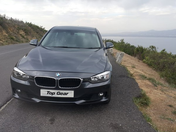 2012 BMW 3 Series 320i  At f30  Western Cape Cape Town_0