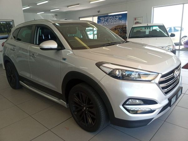 2017 Hyundai Tucson 1.6 TGDI Sport 150kW Gauteng Randfontein_0
