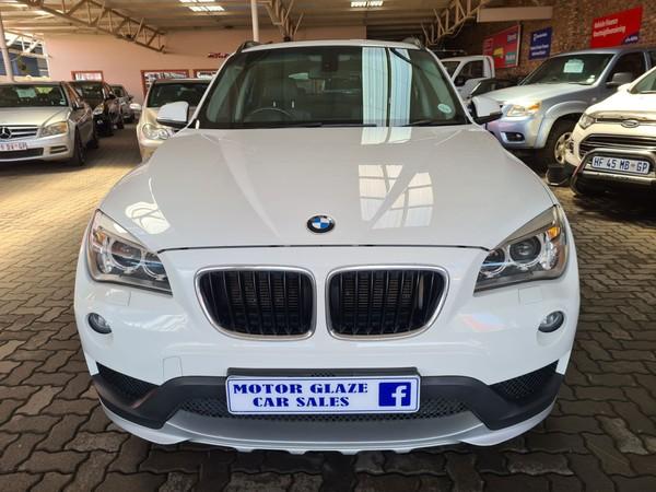 2014 BMW X1 Sdrive20d At  Gauteng Vereeniging_0