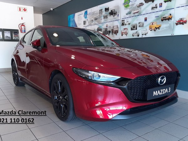 2020 Mazda 3 2.0 Astina Auto 5-Door Western Cape Claremont_0