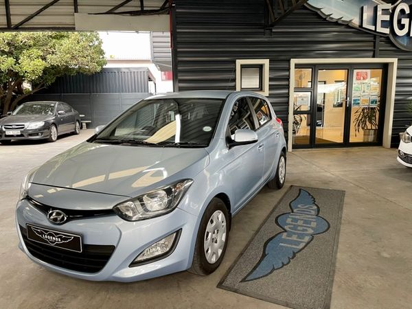 2012 Hyundai i20 1.4 Fluid At  Western Cape Strand_0