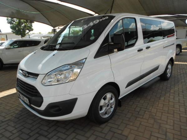 2016 Ford Tourneo Custom 2.2TDCi Trend LWB 92KW LEATHER SEATS Gauteng Pretoria_0