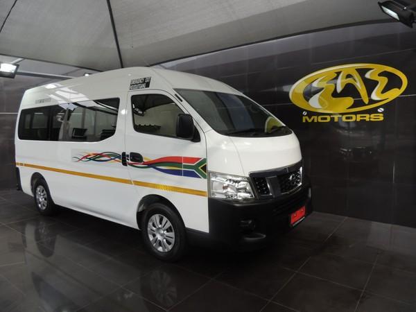 2016 Nissan NV350 2.5 16 Seat Gauteng Vereeniging_0