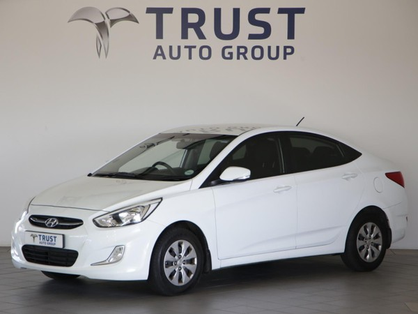 2015 Hyundai Accent 1.6 Gls  Western Cape Strand_0