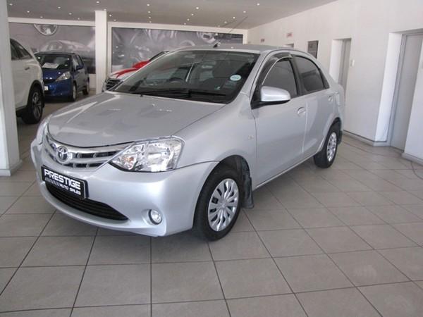 2015 Toyota Etios 1.5 XSSprint Sedan Manual Eastern Cape Port Elizabeth_0