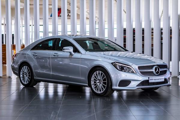 2016 Mercedes-Benz CLS-Class 350d Gauteng Vereeniging_0