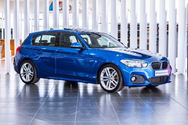 2016 BMW 1 Series 125i M Sport 5DR f20 Gauteng Vereeniging_0