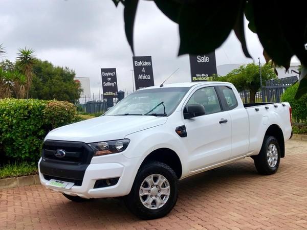 2018 Ford Ranger 2.2TDCi XL PU SUPCAB Gauteng Centurion_0
