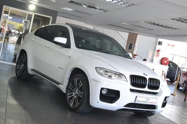 2013 BMW X6 Xdrive40d M Sport  Gauteng Roodepoort_0