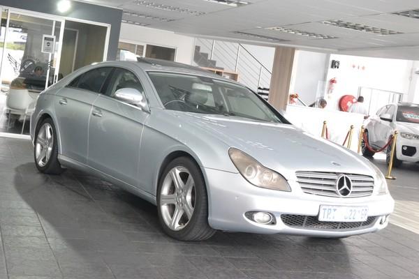 2006 Mercedes-Benz CLS-Class Cls 350  Gauteng Roodepoort_0