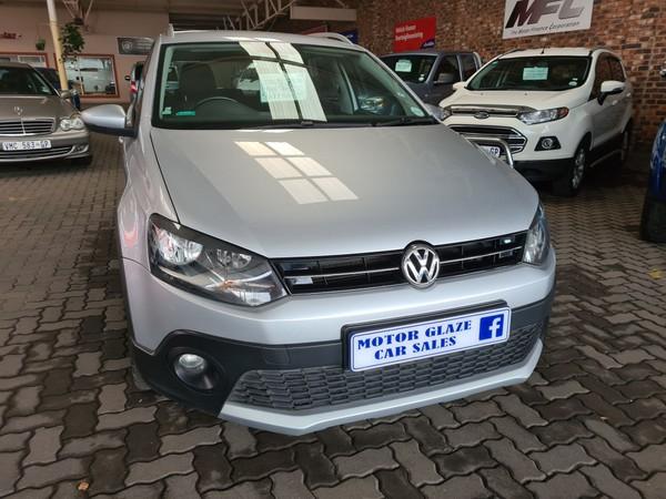 2012 Volkswagen Polo 1.6 Tdi Cross  Gauteng Vereeniging_0