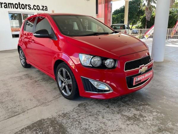 2015 Chevrolet Sonic 1.4T RS 5-Door Free State Bloemfontein_0