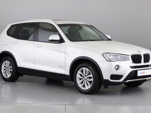 2016 BMW X3 xDRIVE20d Auto Western Cape Goodwood_0