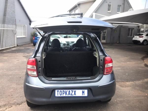 2013 Nissan Micra 1.2 Visia 5dr d81  Gauteng Boksburg_0