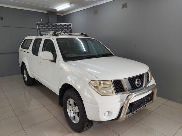 2010 Nissan Navara 2.5 Dci Se 4x4 Pu Dc  Gauteng Vereeniging_0