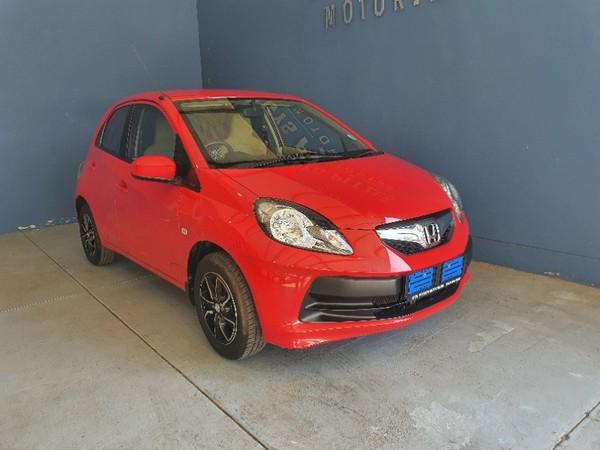 2013 Honda Brio 1.2 Comfort Gauteng Pretoria_0