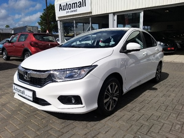 2018 Honda Ballade 1.5 Elegance CVT Eastern Cape East London_0