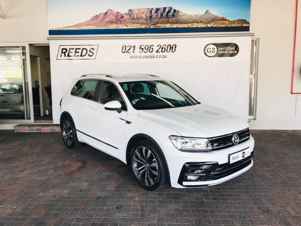 2019 Volkswagen Tiguan 2.0 TSI Highline 4MOT DSG Western Cape Goodwood_0