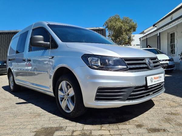 2017 Volkswagen Caddy MAXI Crewbus 2.0 TDi Western Cape Malmesbury_0