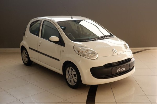 2009 Citroen C1 1.0i Play  Western Cape Somerset West_0