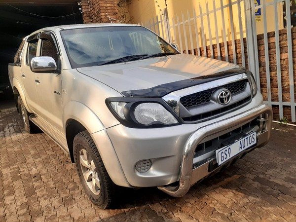 2010 Toyota Hilux 4.0 V6 Raider 4x4 Rb At Pu Dc Gauteng Johannesburg_0