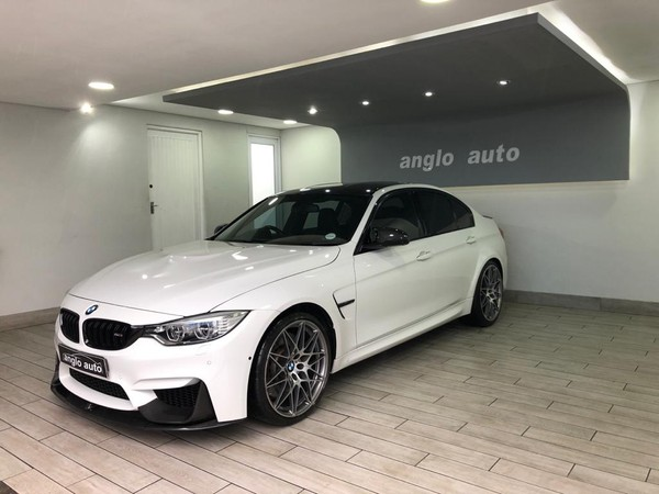 2016 BMW M3 M-DCT Competition Western Cape Athlone_0