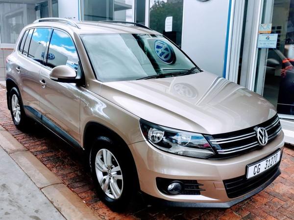 2013 Volkswagen Tiguan 2.0 Tdi Bmot Trend-fun  Western Cape Oudtshoorn_0
