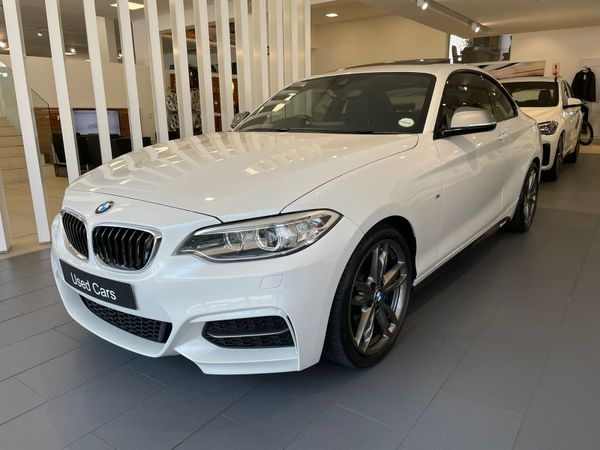 2015 BMW 2 Series M235i Auto Western Cape Paarl_0
