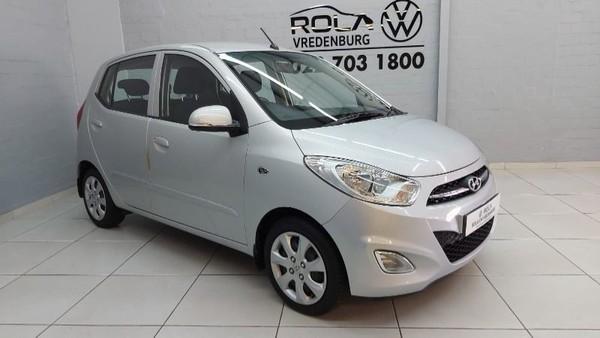 2013 Hyundai i10 1.25 Gls  Western Cape Vredenburg_0