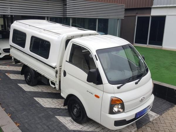 2018 Hyundai H100 Bakkie 2.6d Fc Ds  Gauteng Midrand_0
