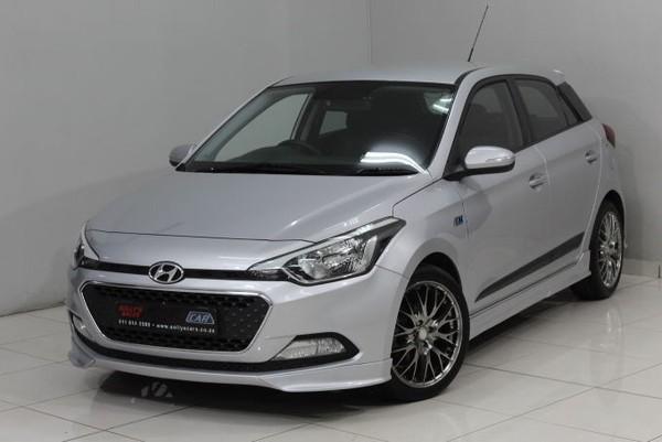 2016 Hyundai i20 1.4 N Series  Gauteng Nigel_0