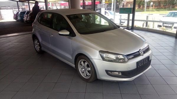2012 Volkswagen Polo 1.2 Tdi Bluemotion 5dr  Gauteng Kempton Park_0