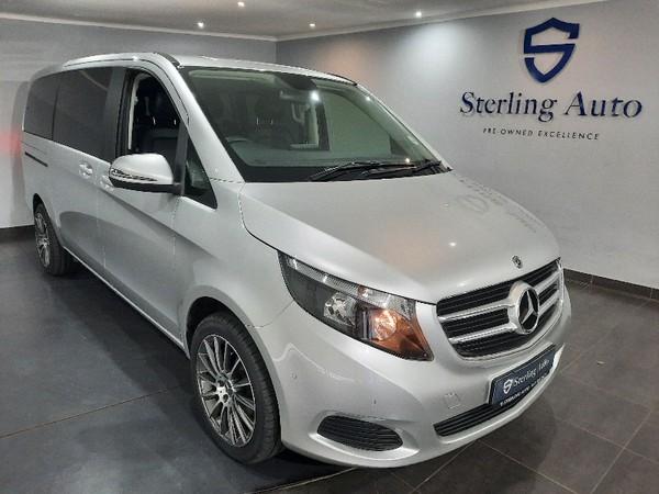 2019 Mercedes-Benz V-Class V220 CDI Auto Gauteng Pretoria_0