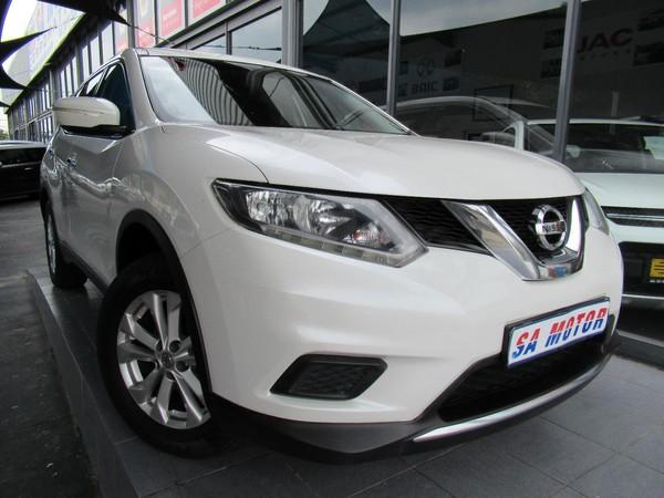 2015 Nissan X-Trail 2.0 XE T32 Gauteng Randburg_0