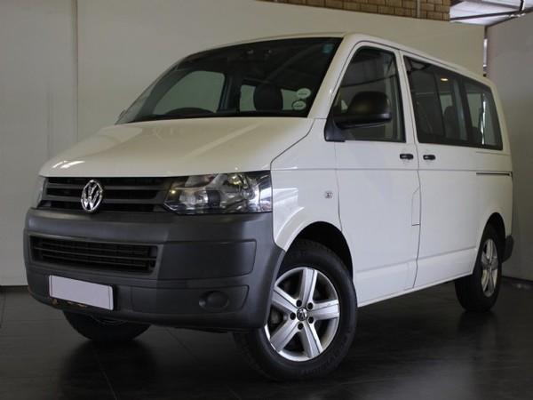 2012 Volkswagen Transporter T5 Cbus 2.0 Bitdi Swb 132 Kw Dsg Fc Pv  Gauteng Boksburg_0