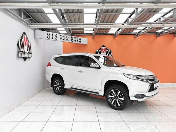 2018 Mitsubishi Pajero Sport 2.4D 4X4 Auto Gauteng Pretoria_0
