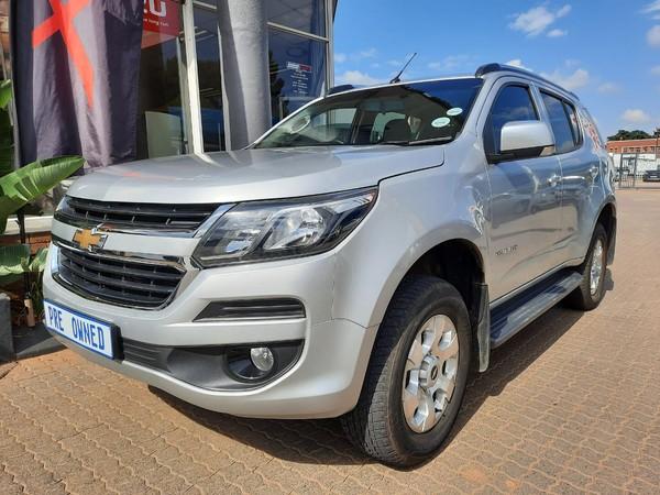 2017 Chevrolet Trailblazer 2.5 LT Auto Gauteng Pretoria_0