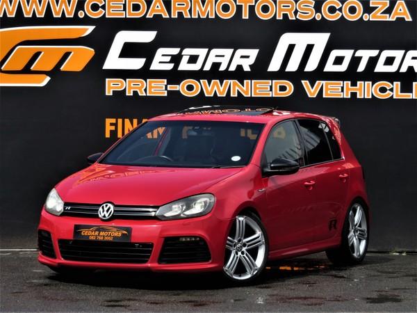 2012 Volkswagen Golf Vi 2.0 Tsi R Dsg  Gauteng Johannesburg_0