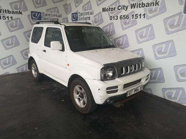 2012 Suzuki Jimny 1.3  Mpumalanga Witbank_0
