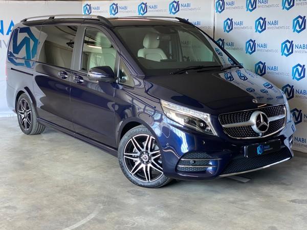 2021 Mercedes-Benz V-Class V300d Exclusive Gauteng Sandton_0